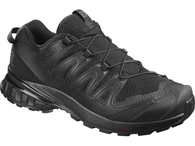 Salomon XA Pro 3D v8 Zapatillas Ancho Hombre, black/black/black
